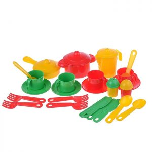 Набор детской посуды Настенька на 4 персоны