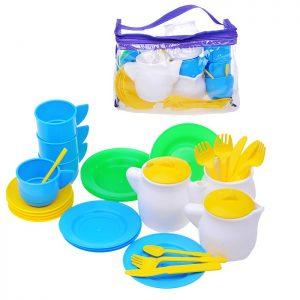 Набор детской посуды Чайный 33 предмета