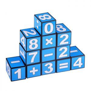 Кубики Математика