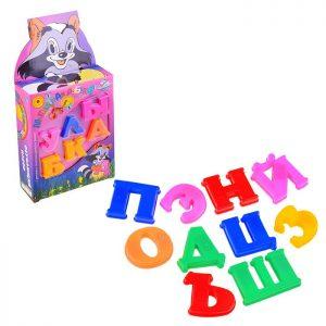 Магнитная азбука Т4 в коробке
