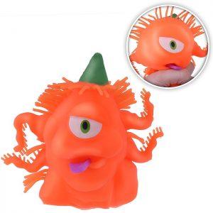 1Toy Мяч - Ёжик одноглазый инопланетянин со светом