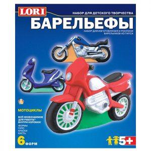 Набор д/отливки барельефов Мотоциклы