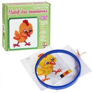 Набор для вышивания Цыпленок