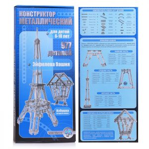 Конструктор Эйфелева башня