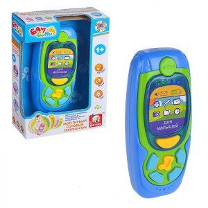 Развивающая игрушка 80350EC/R/1063 Телефон в коробке