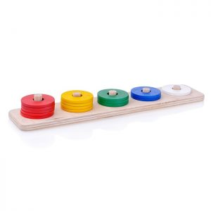 Сортировщик Цветные диски