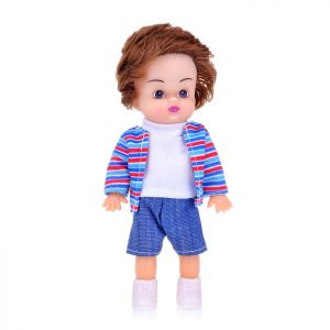 Кукла 6083 Юлечка (16см) в пакете