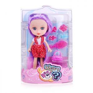 Кукла 86011 с аксессуарами, в коробке
