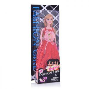 Кукла 2946 на листе