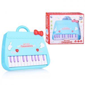 Пианино 9031 на батарейках, в коробке