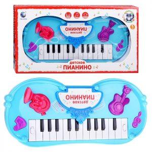Пианино 9030 на батарейках, в коробке