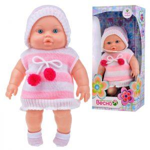 Кукла Малышка 12 девочка