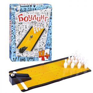 Настольная игра 8035 Боулинг в коробке