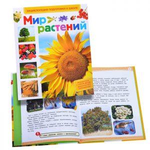 Мир растений (Энц-дия подготовки к школе)